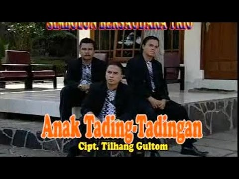 Simbolon Bersaudara - Anak Tading-Tadingan (Official Lyric Video)