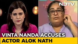 Had The Best Sleep Of My Life Last Night: Vinta Nanda To NDTV On #MeToo