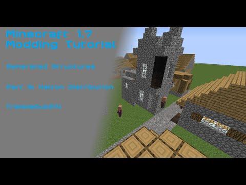 Modding Tutorial: Generated Structures Part 8: Halton Distribution