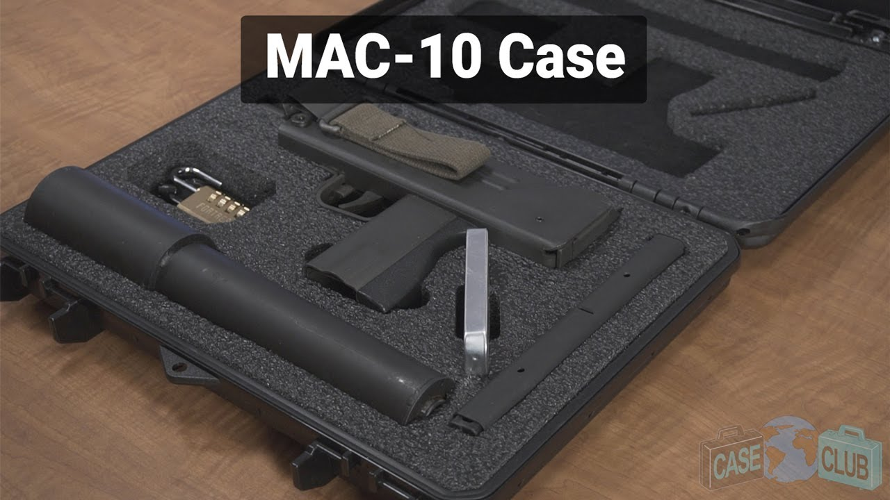 Case Club MAC 10 Case - Overview - Video