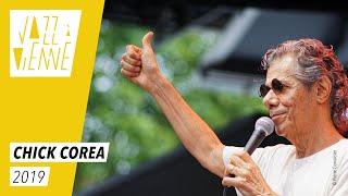 Chick Corea - Jazz à Vienne 2019 - Live