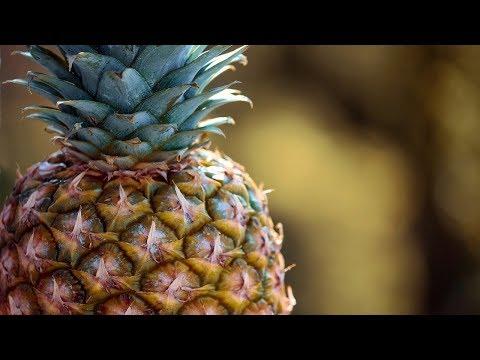 Этот способ чистить ананас изменит Ваше представление об этом фрукте