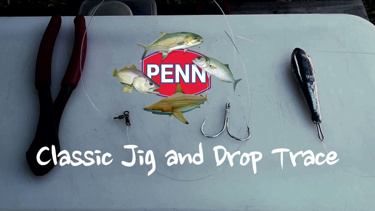 Classic Jig and Drop Trace