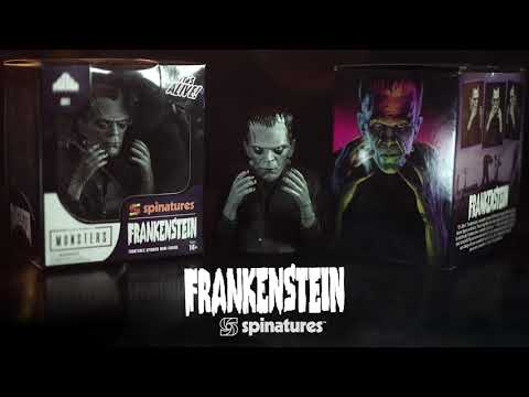 Waxwork Presents Universal Monsters Frankenstein Spinature™!