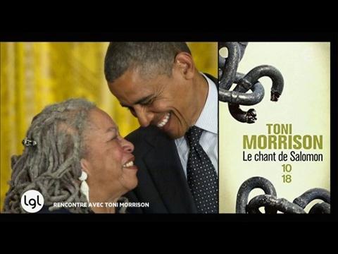 Entretien exclusif avec la romancière américaine Toni Morrison