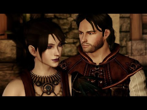 Complete Morrigan Romance | Dragon Age: Origins