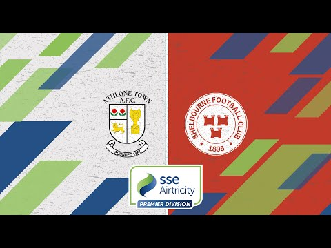 HIGHLIGHTS | Athlone Town 1-3 Shelbourne - SSE Airtricity First Division