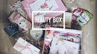 BEAUTY BOX FOR MY MOM  | ИДЕЯ ПОДАРКА