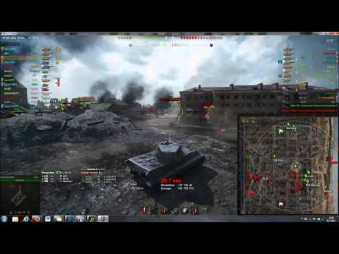 Wot 9 4 Stalingrad Kartta Youtube