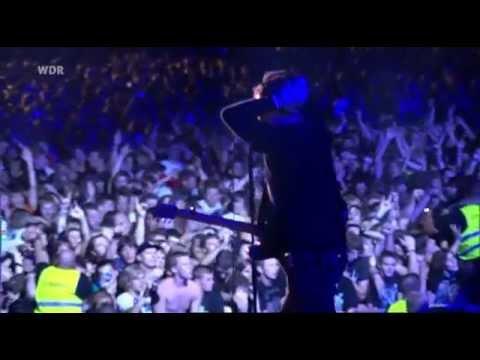 blink-182 @ Area4 Festival 2010