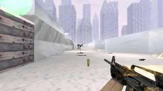 Como Poner , La mira Del Counter Strike Mas pequeña