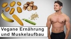 Top 10 wichtige vegane Lebensmittel fr den Muskelaufbau