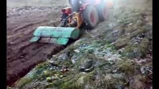 Valpadana ciągnik ogrodniczy