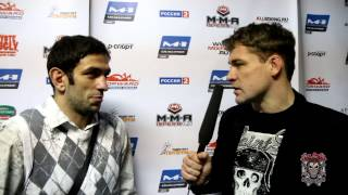 Интервью Михаила Малютина после турнира M 1 Challenge 35