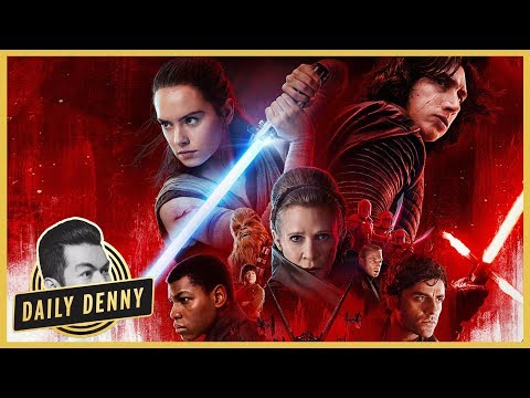 All The 'Star Wars: The Last Jedi' Cameos To Look For | Daily Denny