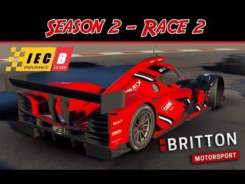 Motorsport Manager - Endurance Series DLC - S2 R2 - Britton Motorsport