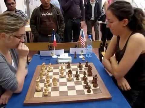 Skripchenko - Krush Woman World Chess Blitz 2010