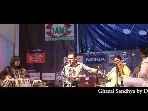 Bahut khoobsurat hai :- Ghazal Sandhya by Dr. Roshan Bharti AIIMS Delhi , Sponsered by ALLEN
