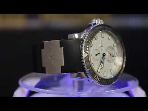 Ulysse Nardin Maxi Marine Chronometer - выкуп часов Коллекционер