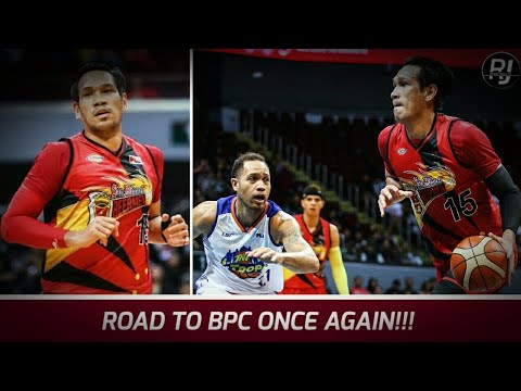 June Mar Fajardo Road to Another Best Player of The Conference Award