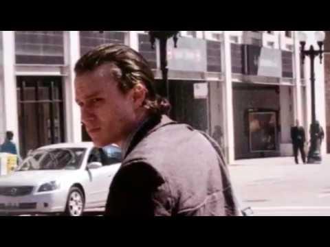 Heath Ledger The Dark Knight Opening With No Joker Make Up Youtube - Joker-no-makeup-ics