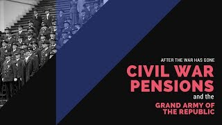 BlackProGen LIVE! Ep 65: After the War Has Gone: Civil War Pensions & the Grand Army of the Republic