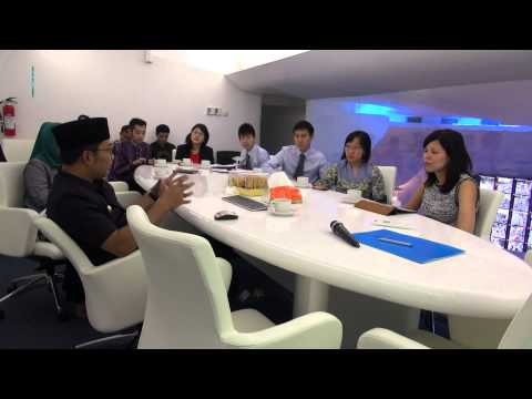 150305 Meeting with CEO Equaria Singapore