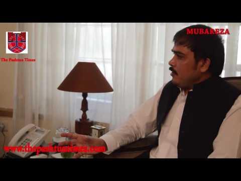 Hamid Karzai talks to THE PASHTUN TIMES