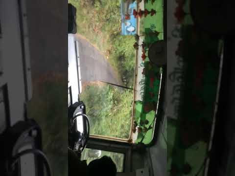 Manjoalai estate tirunelveli to oothu bus driving