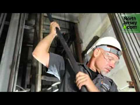 On the Job : Elevator Renovation