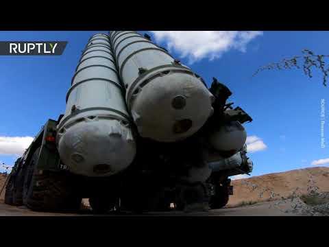 Russia's air-defense hardware repels mock attack in Astrakhan Region
