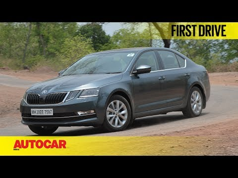 2017 Skoda Octavia | First Drive | Autocar India