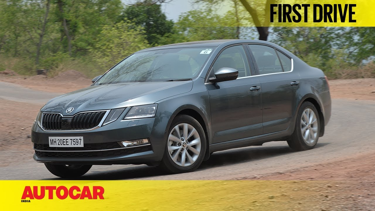 2017 skoda octavia first drive autocar india youtube. Black Bedroom Furniture Sets. Home Design Ideas
