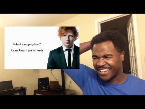Ed Sheeran-Dive-Reaction