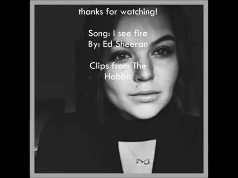 Cover I See Fire