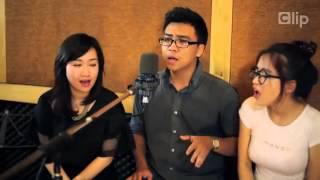 """[acoustic cover] Bản cover tuyệt vời giữa chàng Thơm của Rapnews&HexaBand """"Bài hát của tôi"""" #cliphot"""