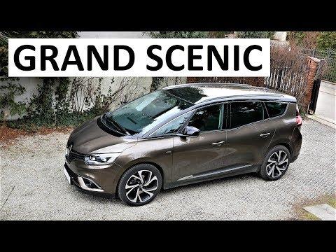 2017 Renault GRAND SCENIC Review [PL] Test #60 Prezentacja Recenzja