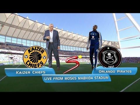 Telkom Knockout | QF | Kaizer Chiefs v Orlando Pirates | Highlights