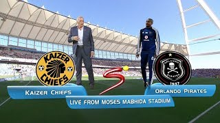 Telkom Knockout | QF | Kaizer Chiefs v Orlando Pirates | Highlights