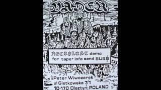Vader - Necrolust (Demo) 1989