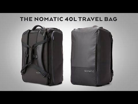 THE NOMATIC - 40L TRAVEL BAG