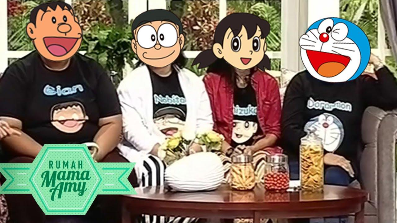 Wow Keren! Ternyata Ini Pengisi Suara Doraemon, Nobita