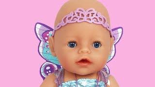 Tiara Baby Born Speelgoed Pop Voor Kinderen - Nederlands Gesproken Filmpje