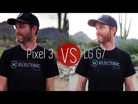 Pixel 3 verus LG G7: camera comparison review