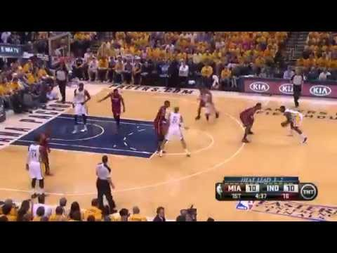 Miami Heat Vs Indiana Pacers - NBA Eastern Conference Finals 2013 Game 6 - Full Highlights 6/1/13