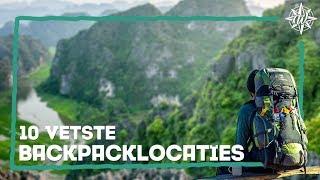 10 Vetste Backpack landen van Azië | Wander List #29