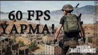 EN KÖTÜ BİLGİSAYARLARDA BİLE 60 FPS AYARLARI(PUBG Mobile-Zula-Wolfteam-Minecraft)