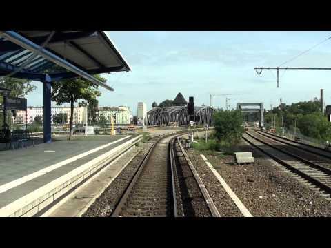Führerstandsmitfahrt S-Bahn Berlin S9 Flughafen Schönefeld - Pankow
