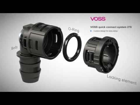 VOSS Quick Connect System 270