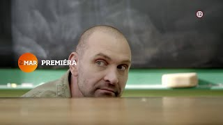 Pán profesor - NOVÝ SERIÁL od pondelka 2. 3. 2020 o 21:20 na TV Markíza
